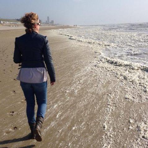 Frieda Bakker consultant walks